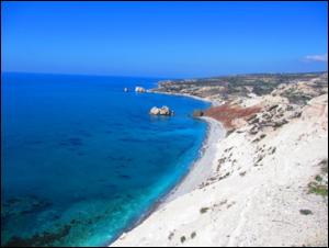 キプロスの海岸