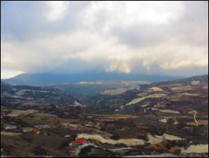 キプロスの山間部
