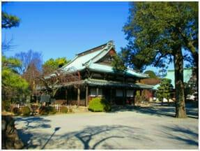 豪徳寺(東京世田谷)