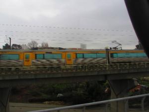 ポルトの鉄道