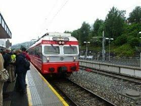 ノルウェーの鉄道