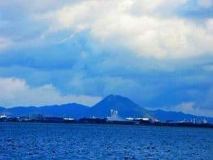 うみと近江富士