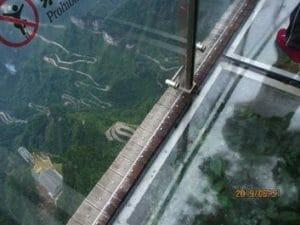 ガラスの橋