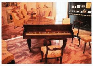 ショパン使用のピアノ