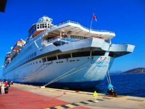 ギリシャへエーゲ海の船旅