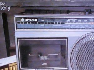 時代は1980年代である。日本の家電製品が世界で活躍していた時代