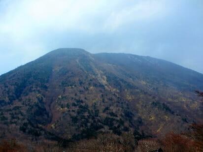 二荒山=男体山